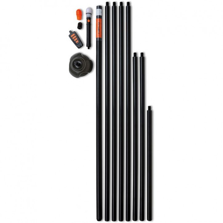 FOX Halo Imp 1 Pole Kit inkl. Remote and 2 Bags