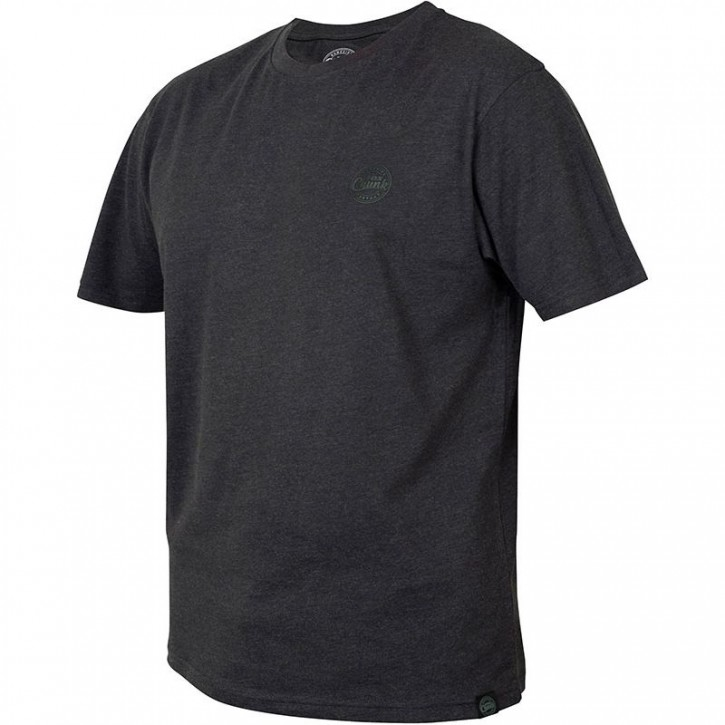 FOX Chunk® Black Marl T Shirt L