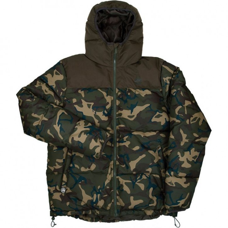 Fox Chunk Camo / Khaki RS Jacket - L