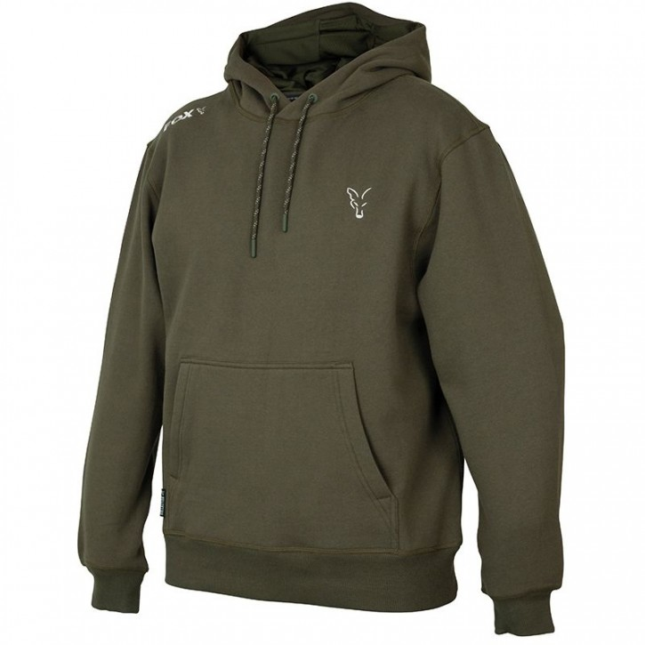 FOX Collection Green/Silver Hoodie - L