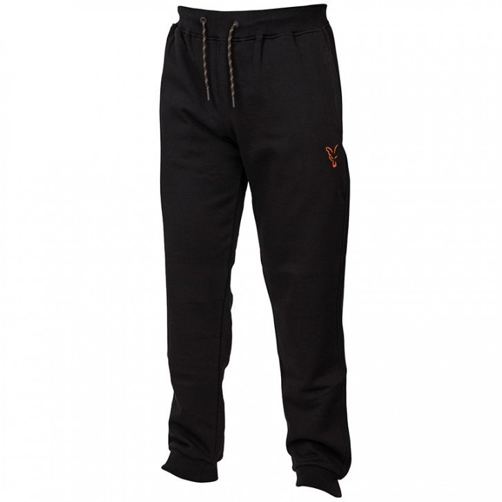 FOX Collection Black/Orange Jogger - L