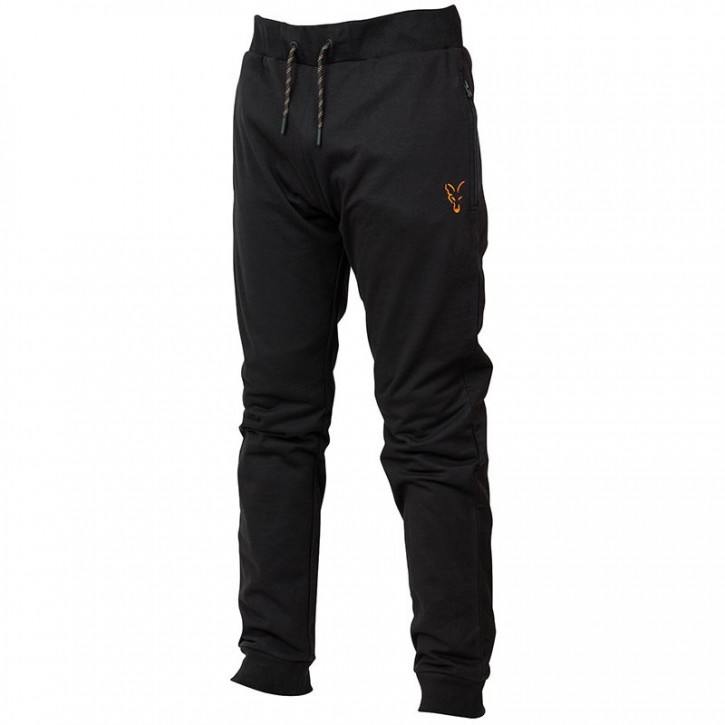 FOX Collection Black/Orange LW Jogger - L