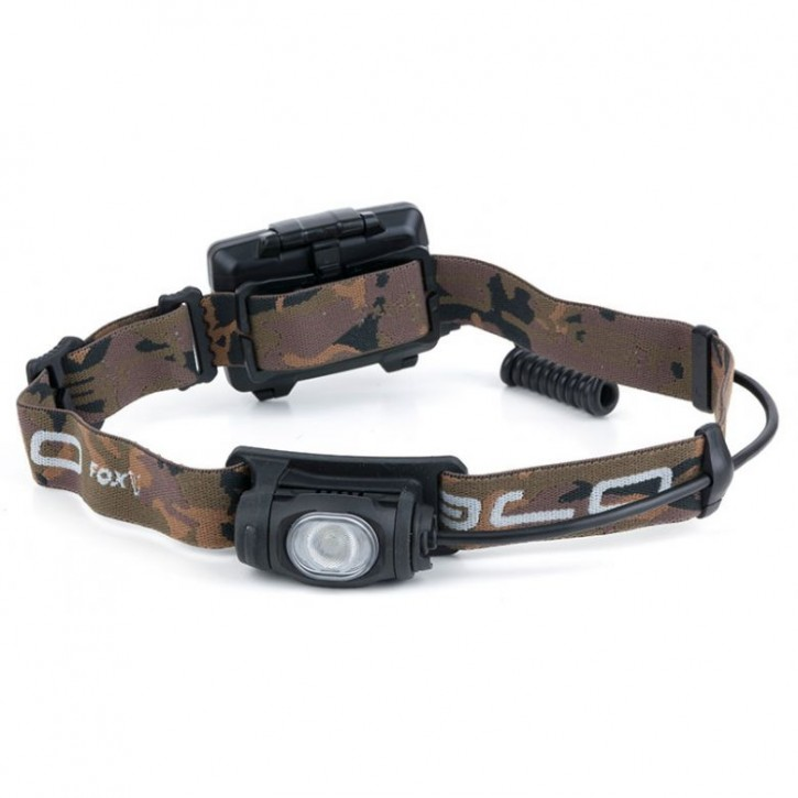FOX Halo Headtorch AL 320