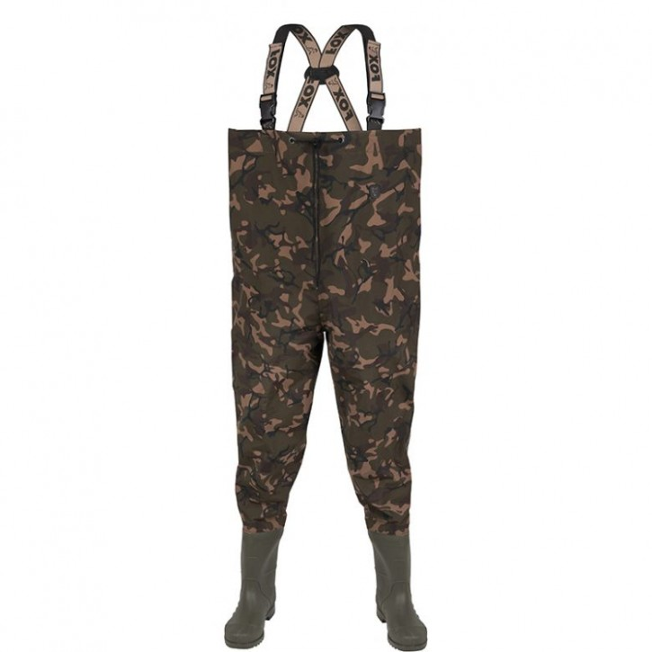 FOX Camo LW Waders - 43
