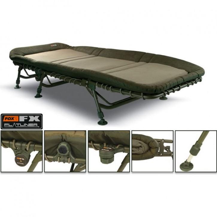 FOX RX Flatliner Bedchair