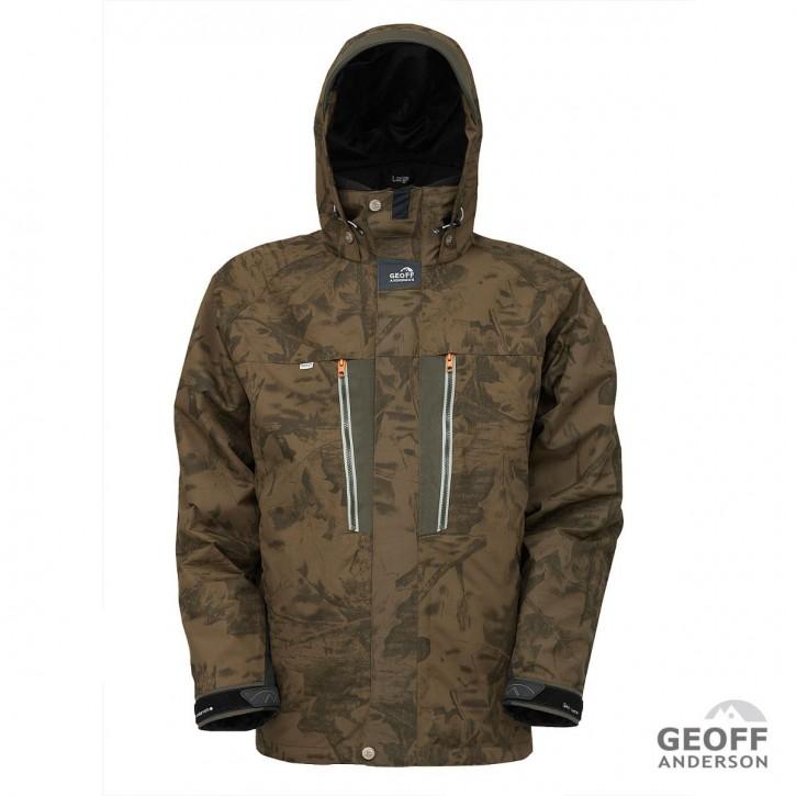 GEOFF ANDERSON Dozer 6 Jacke leaf - XXXL