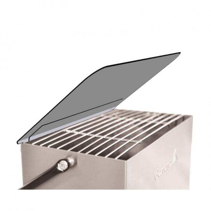 Gazcamp Abstrahlblech für Heatbox 2000