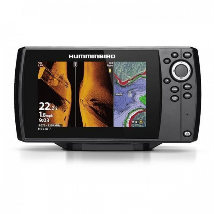 Helix 7 CHIRP MEGA SI GPS G3