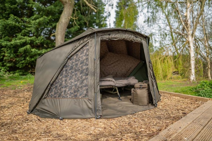Avid Carp HQ Dual Layer Brolly System