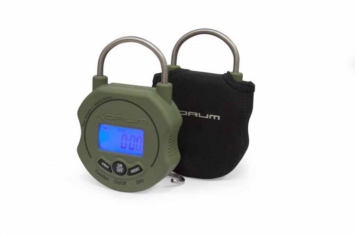 Korum Standard Scales Digitale Waage - 40kg