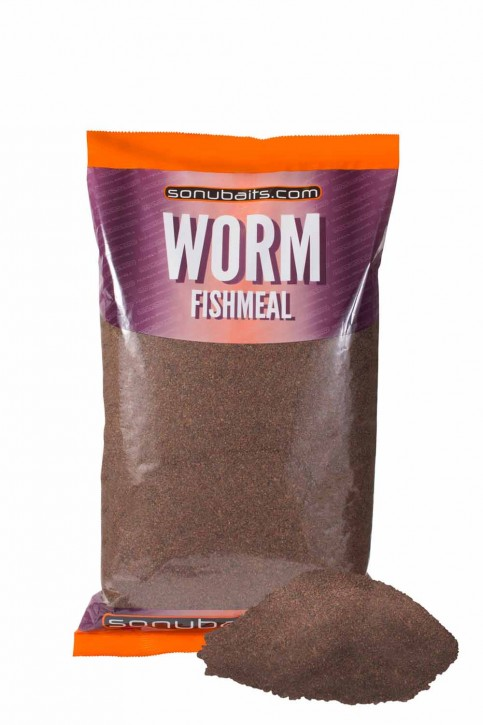 Sonubaits Worm Fishmeal (2kg)