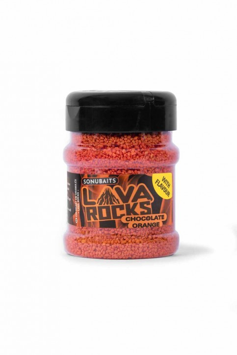 Sonubaits Lava Rocks Chocolate Orange
