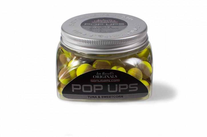 Sonubaits Ian Russell Pop Ups Tuna & Sweetcorn