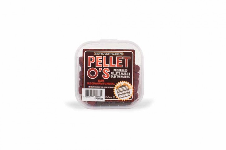 Sonubaits Pellet Os Bloodworm Fishmeal 14mm