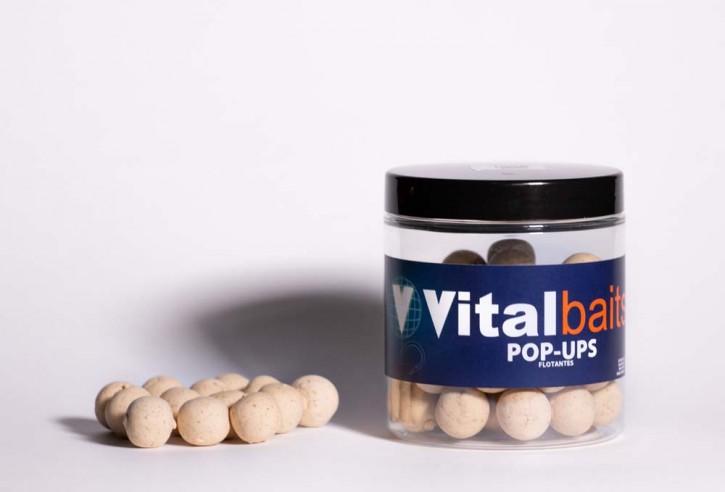 Vitalbaits Pop Ups Liver-O Complex 14 mm