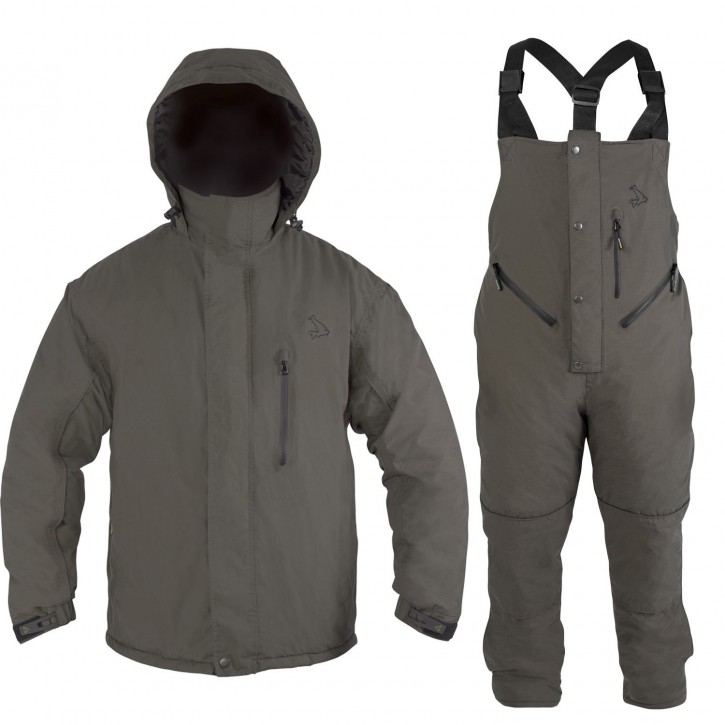 Avid Carp Rip Stop Thermal Suit - L