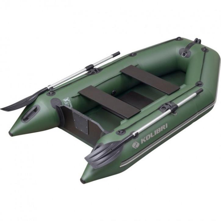 Kolibri Schlauchboot KM-260 mit Lattenboden