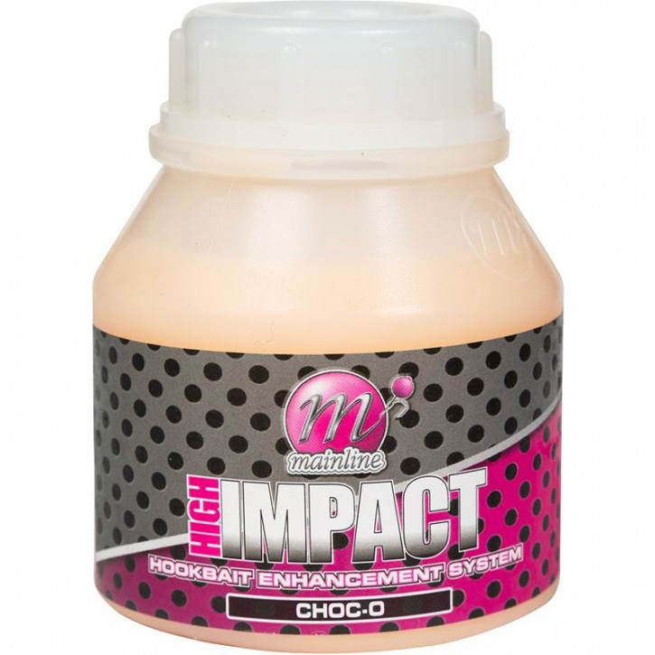 Mainline Baits High Impact Hook Bait Enhancement System Choc-O 175 ml
