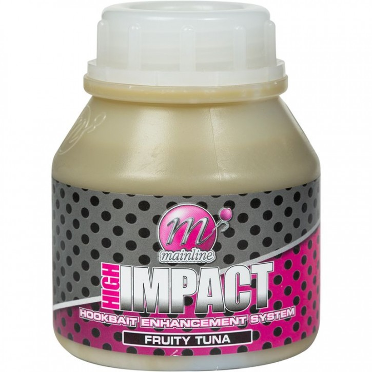 Mainline Baits High Impact Hook Bait Enhancement System Fruity Tuna 175 ml