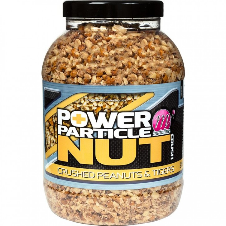 Mainline Baits Power Plus Particles Nut Crush 3 kg