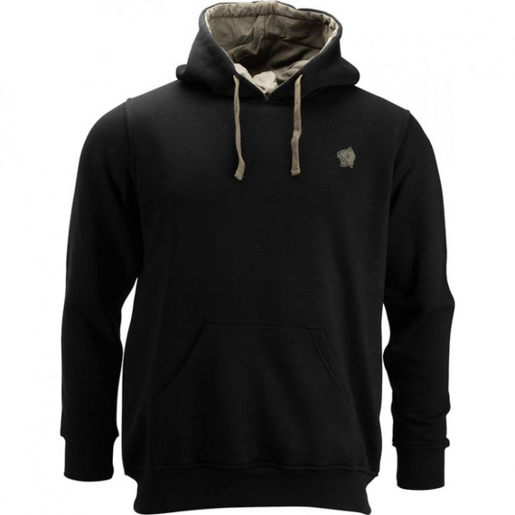 Nash Tackle Hoody Black M