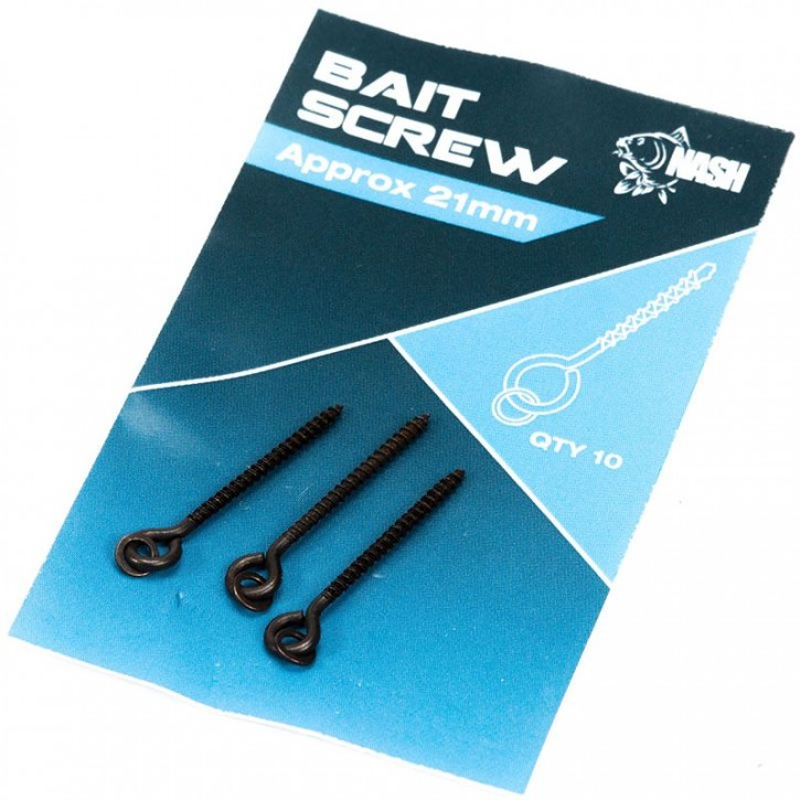 Nash Bait Screw 21 mm