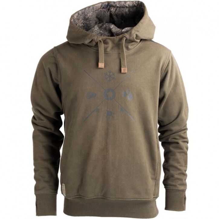 Nash ZT Elements Hoody - L