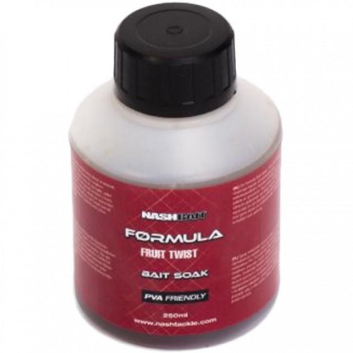 Nash Bait Formula Fruit Twist Bait Soak 250 ml