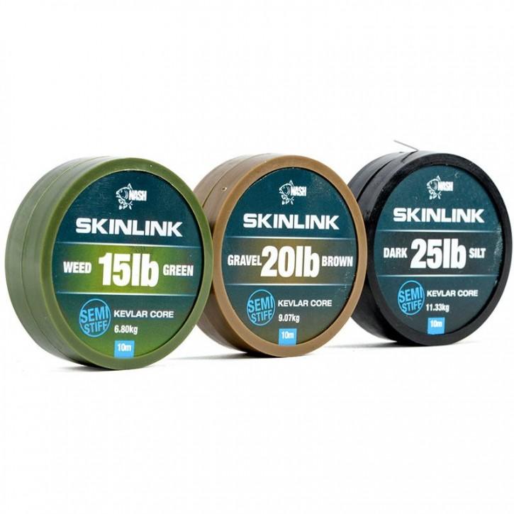 Nash SkinLink Semi-Stiff Silt 35 lb