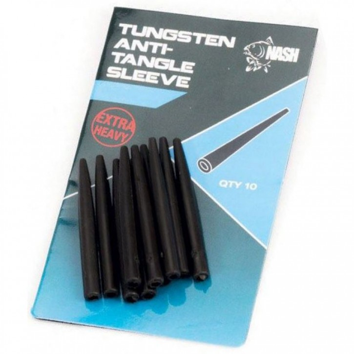 Nash Tungsten Anti-Tangle Sleeve Short