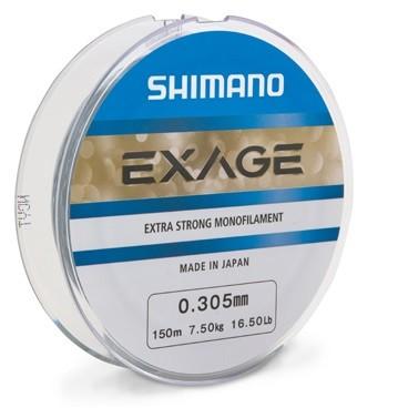 Shimano Exage 300 m - 0,18 mm