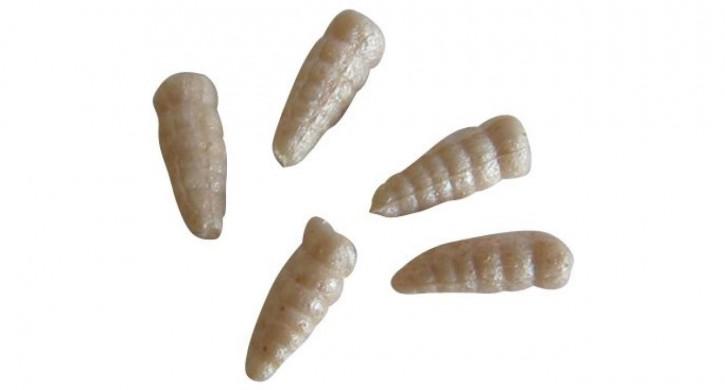 Berkley Gulp Alive! Waxies White 1cm