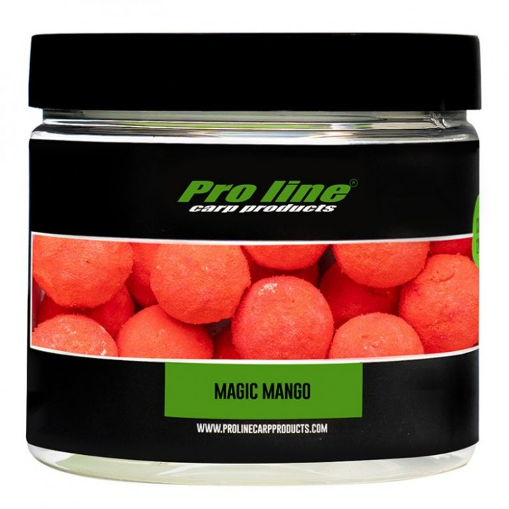 Pro Line Coated Pop Ups - Magic Mango 15 mm
