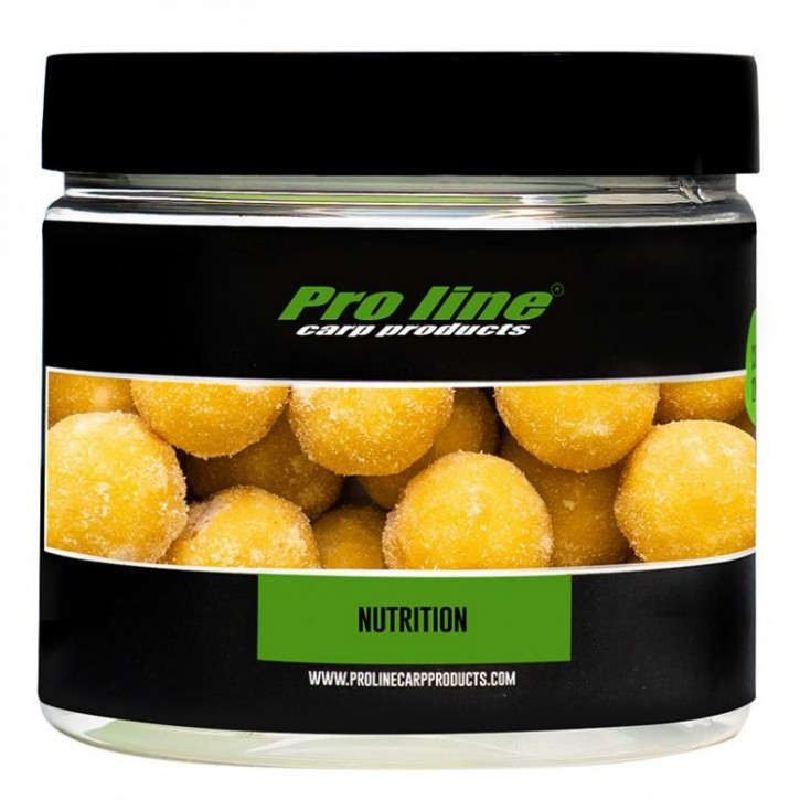 Pro Line Coated Pop Ups - NuTrition 15 mm