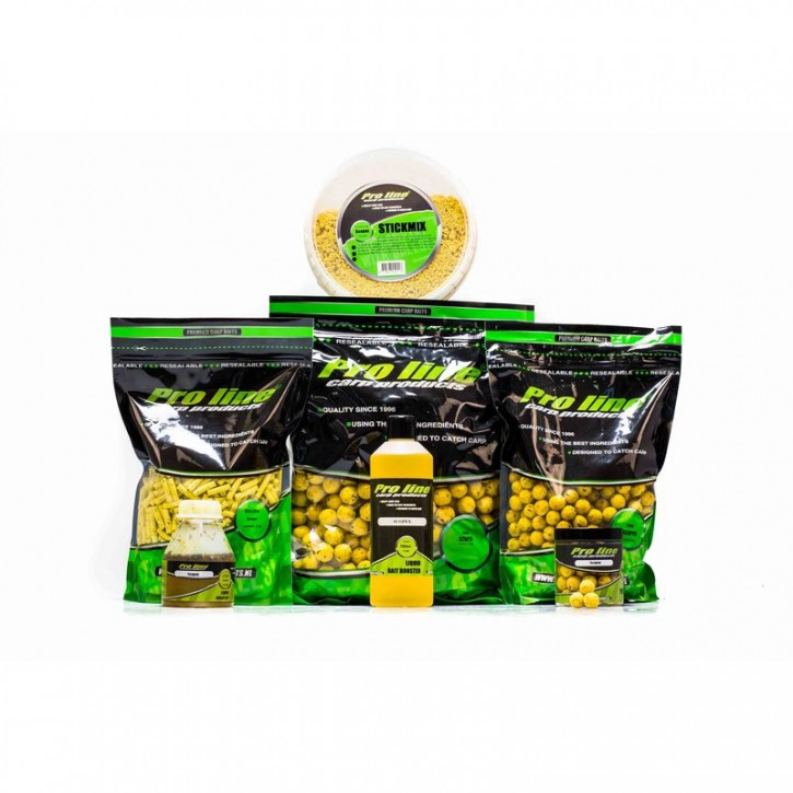 Pro Line Readymades Boilies - Scopex 15 mm - 1 kg