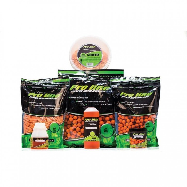 Pro Line Magic Mango Boilies - 20mm - 1kg