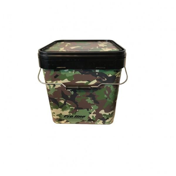 Proline Camo Bucket 17 Liter