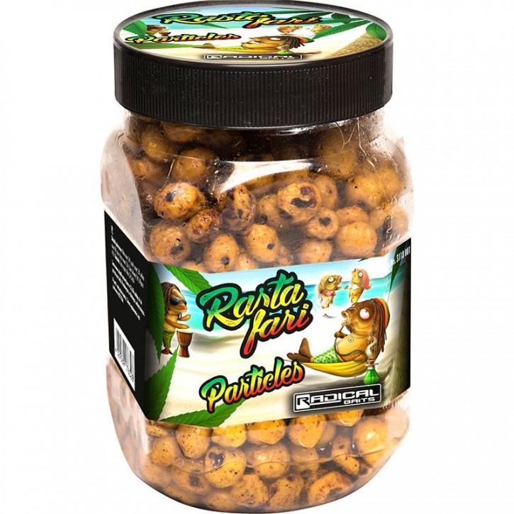 Quantum Radical Tigernuts Partikel Rastafari