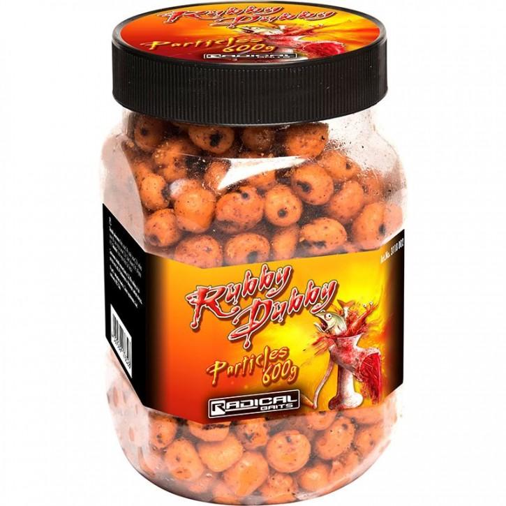 Quantum Radical Tigernuts Partikel Rubby Dubby