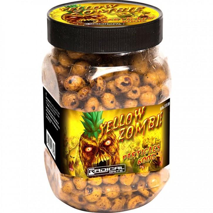 Quantum Radical Tigernuts Partikel Yellow Zombie