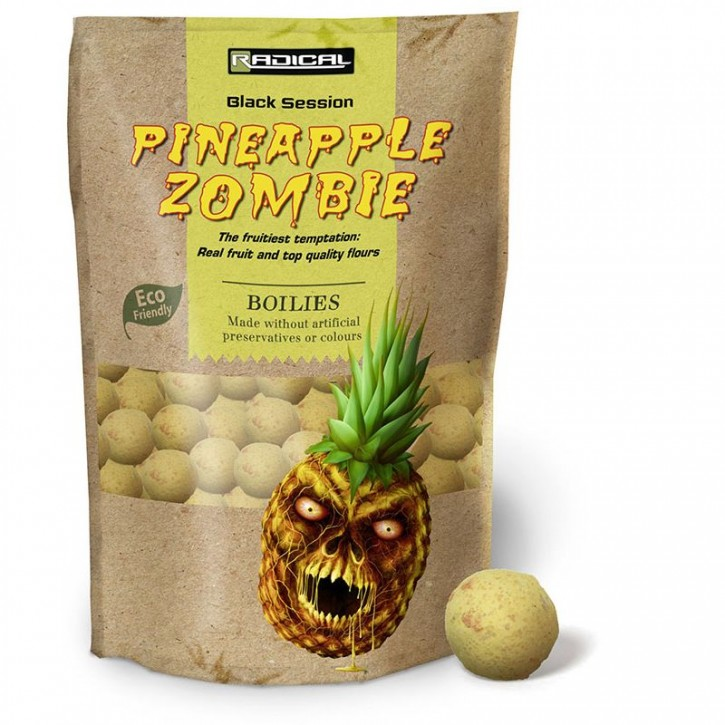 Radical Pineapple Zombie Boilie 1 kg 20mm