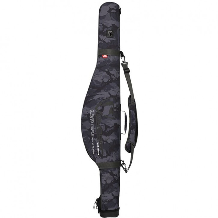 FOX-Rage Voyager Camo Triple Rod Hard Case 1,45 m