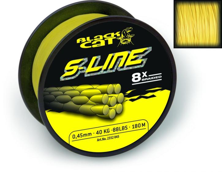 Black Cat S-Line 0,38mm - 250m