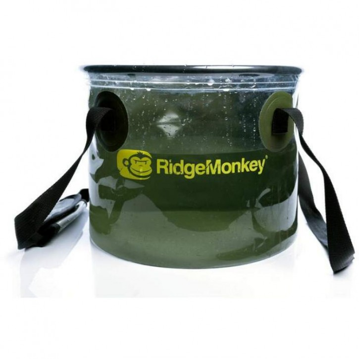 RidgeMonkey Collapsible Water Bucket 15 l