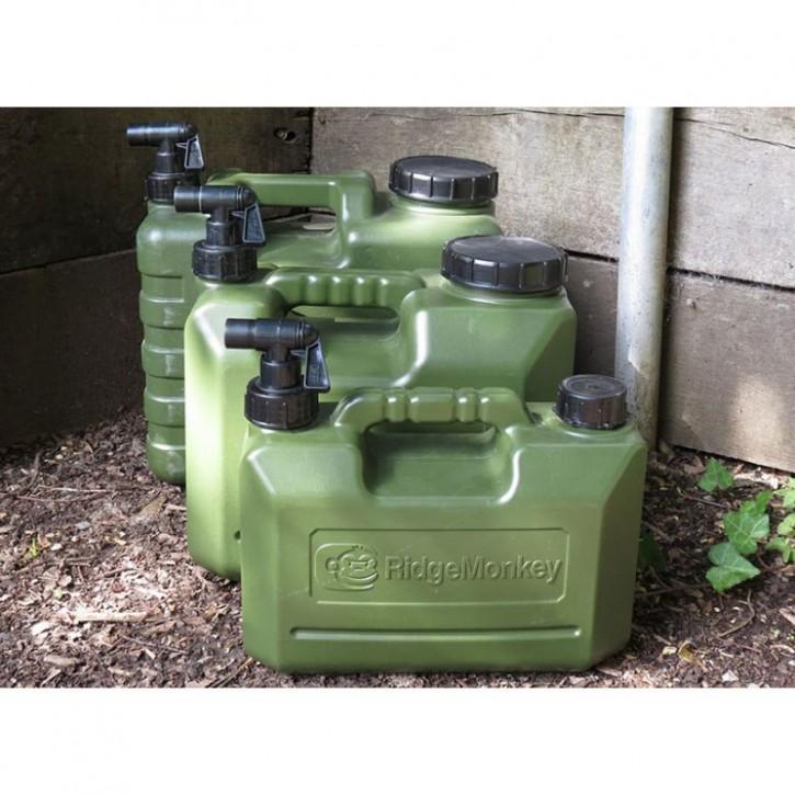 RidgeMonkey Heavy Duty Water Carrier - 10 Liter