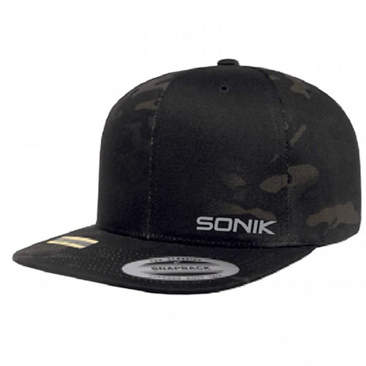 Sonik Multicam Snapback Cap
