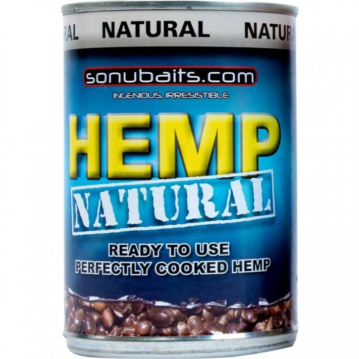 Sonubaits Hemp Natural 400 g