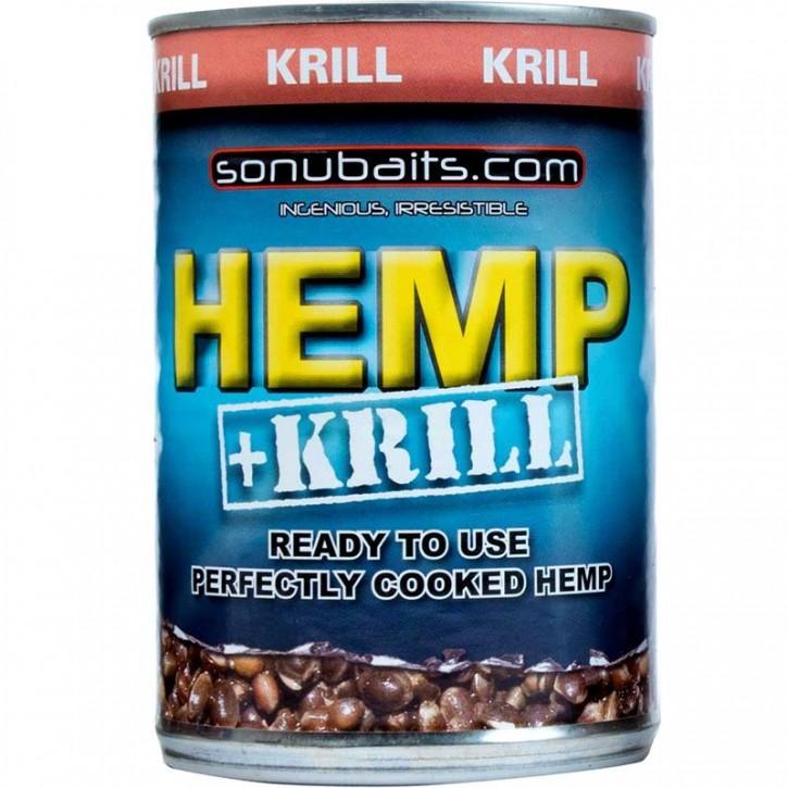 Sonubaits Hemp & Krill 400 g