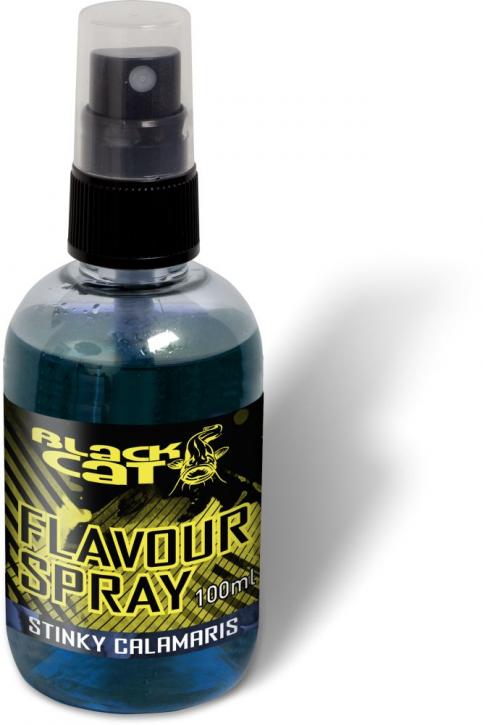 Black Cat Flavour Spray Stinky Calamaris 100ml