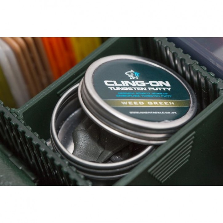 Nash Cling-On Tungsten Putty - Gravel